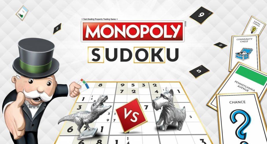 Настольная головоломка Monopoly Sudoku выйдет на iOS и Android