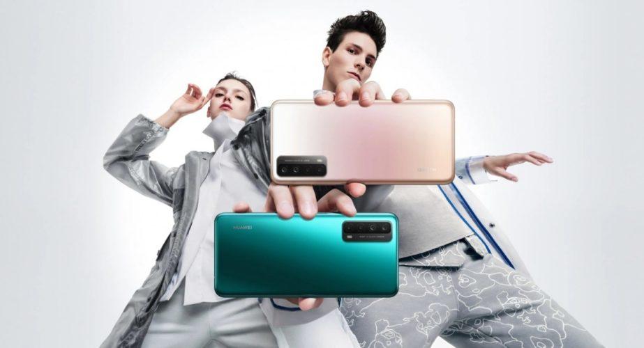 Представлен Huawei P Smart 2021 с аккумулятором на 5000 мАч