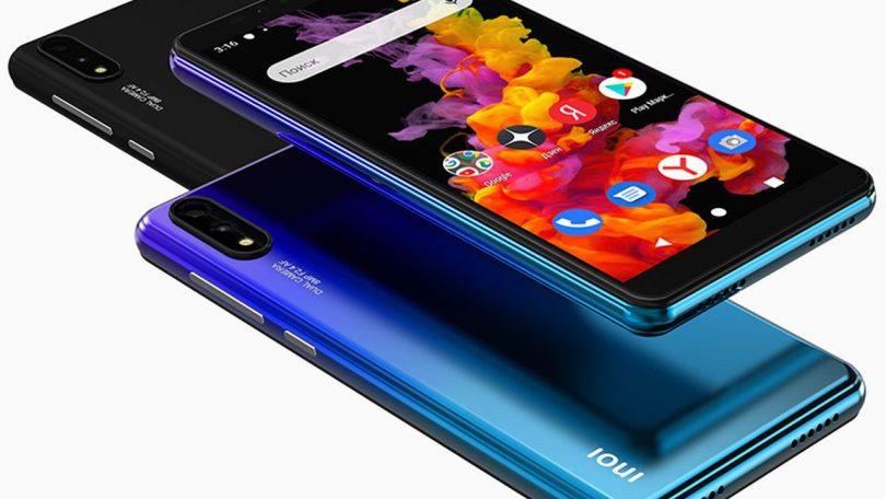 INOI 5 2021 – ультрабюджетный смартфон с 4G и Android 10
