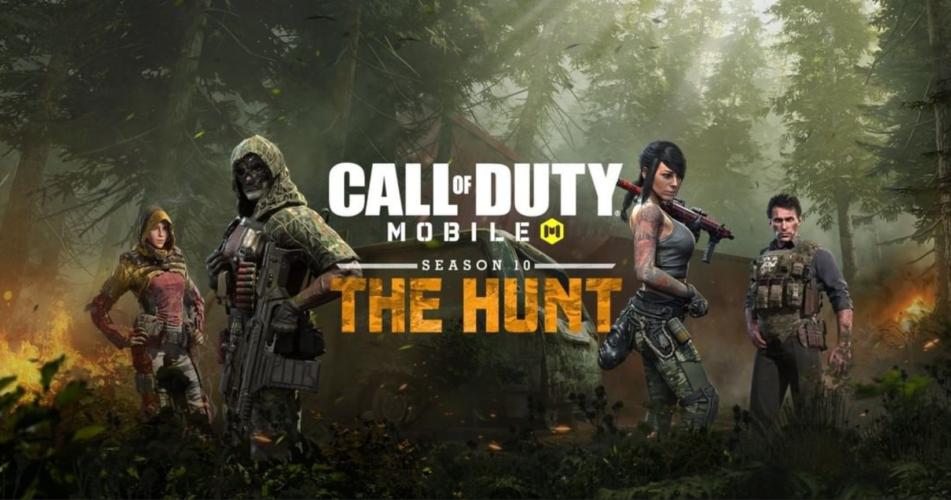 В 10 сезоне Call of Duty Mobile добавлены новые персонажи, классы и карты