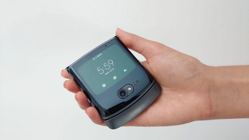 Motorola выпустила раскладушку RAZR с поддержкой сетей 5G