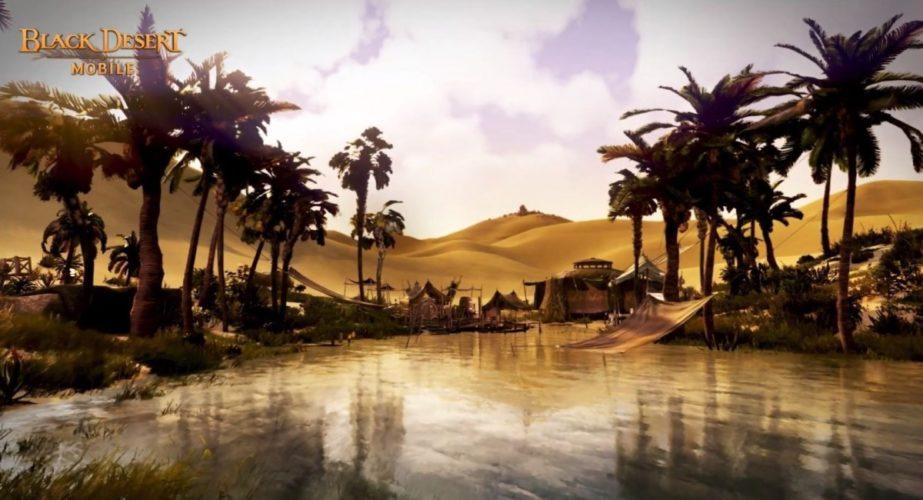 Grand Desert: подготовлено крупное дополнение для Black Desert Mobile