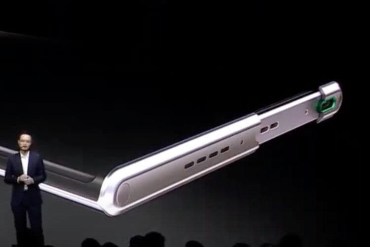 Oppo представила новый форм-фактор смартфонов